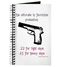 The ultimate in feminine protection Journal