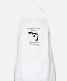 The ultimate in feminine protection BBQ Apron