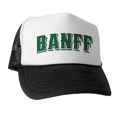 Banff Natl Park Forest Trucker Hat