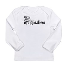 100% Pure Imagination Long Sleeve Infant T-Shirt