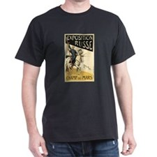 Exposition Russe 1895 Poster T-Shirt