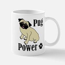 Pug Power Mug