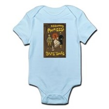 Boots and Shoes 1895 Poster Infant Bodysuit