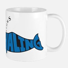 WhalingBlows Mugs