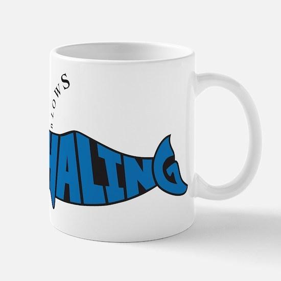 WhalingBlows Mugs