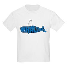 WhalingBlows T-Shirt