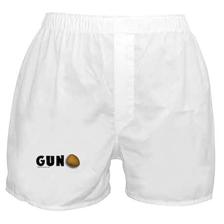 Gun Nut Boxer Shorts