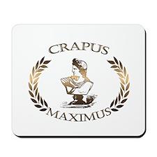 Crapus Maximus Mousepad
