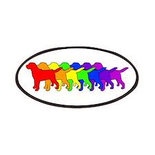 Rainbow Labradors Patch