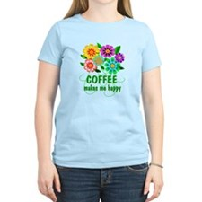 Coffee Happiness T-Shirt