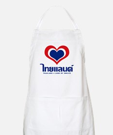 Heart (Love) Thailand Apron