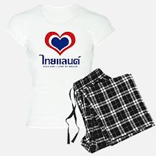 Heart (Love) Thailand Pajamas