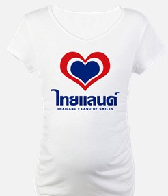 Heart (Love) Thailand Shirt