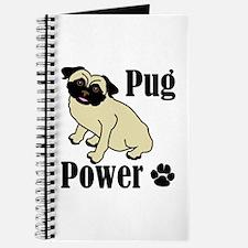 Pug Power Journal