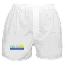 Cute Hilton Boxer Shorts