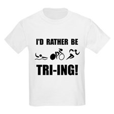 Cute Funny runner T-Shirt