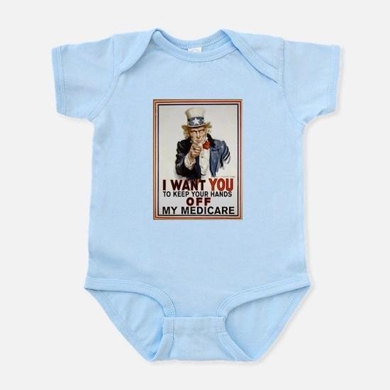 Congress, Don't Touch Medicare Infant Bodysuit