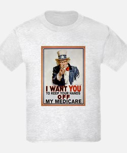 Congress, Don't Touch Medicare T-Shirt