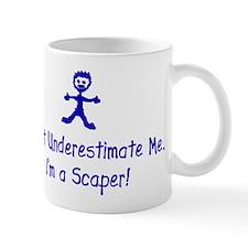 Scaper Boy Mug