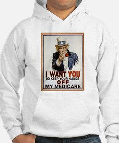 Congress, Don't Touch Medicare Hoodie