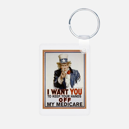 Congress, Don't Touch Medicare Keychains