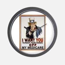Congress, Don't Touch Medicare Wall Clock