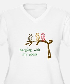 Hanging With My Peeps T-Shirt