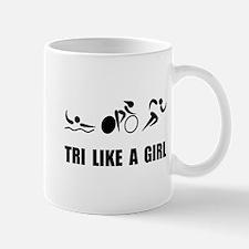 Cute Ironman triathlon Mug