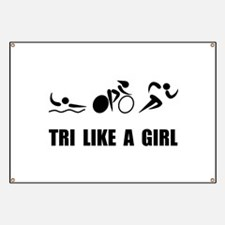 Cute Triathlons Banner
