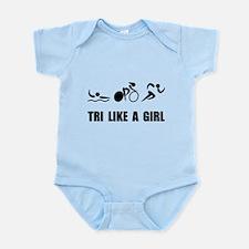 Ironman triathlon Infant Bodysuit