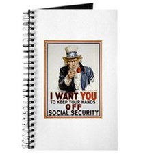Don't Touch Social Security Journal