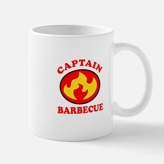 Captain Barbecue Mug
