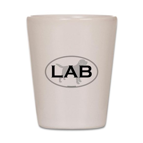 LAB II Shot Glass