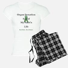 Aunt Transplant Pajamas