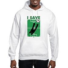 Soccer I Save Jumper Hoody