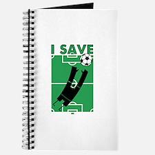 Soccer I Save Journal