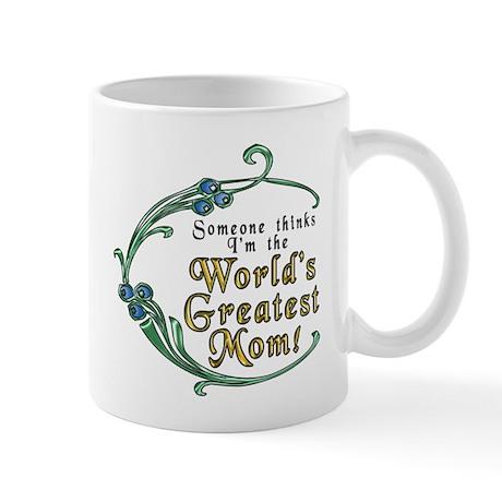 World's Greatest Mom! Mug