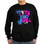 West end Girl Sweatshirt (dark)
