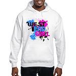 West end Girl Hooded Sweatshirt