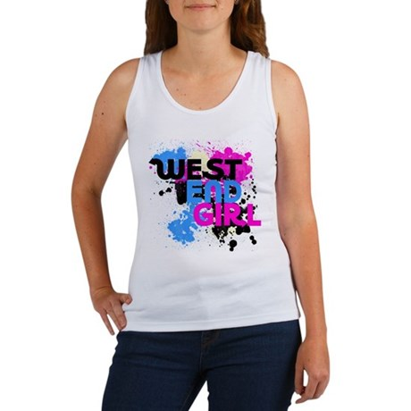 West end Girl Women's Tank Top