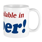 Available in Sober Mug