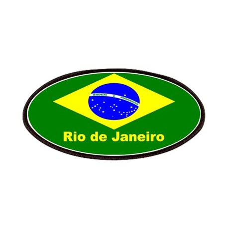 Rio de Janeiro Patches