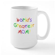 World's Greatest Mom Coffee Mug