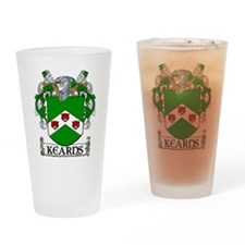 Kearns Coat of Arms Pint Glass