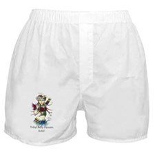 Cute Bellydancer Boxer Shorts