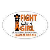 Leukemia warrior fighter Single