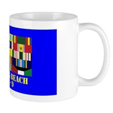 USS Long Beach CGN-9 Mug