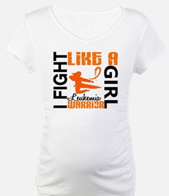 Licensed Fight Like a Girl 3.2 L Shirt