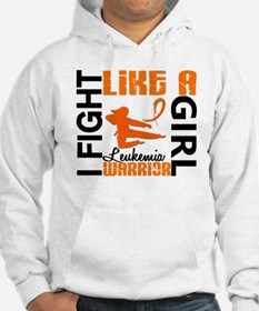 Licensed Fight Like a Girl 3.2 L Hoodie