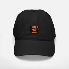 Licensed Fight Like a Girl 3.2 Leukemia Baseball Hat